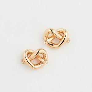 Kate Spade Love Me Knot Stud Earrings